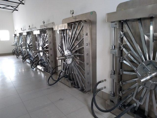 Esterilização Industrial