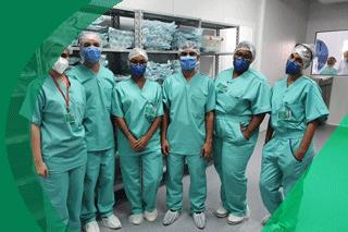 Centro Hospitalar Covid-19: Oxetil FGF está junto à Fiocruz no enfrentamento à pandemia